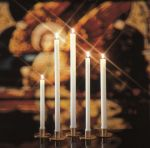 51% Beeswax Altar Candles - SMALL Diameter