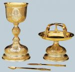 Eastern Rite Chalice & Asterisk