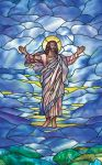 Baptistry Mural-Ascension