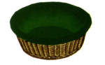 Removable Basket Liners Round