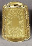 Gold Communion Cruet Tray