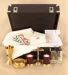 Gold Mass Kit With Linens