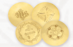 Engraved Communion Patens