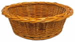 Round Offering Basket