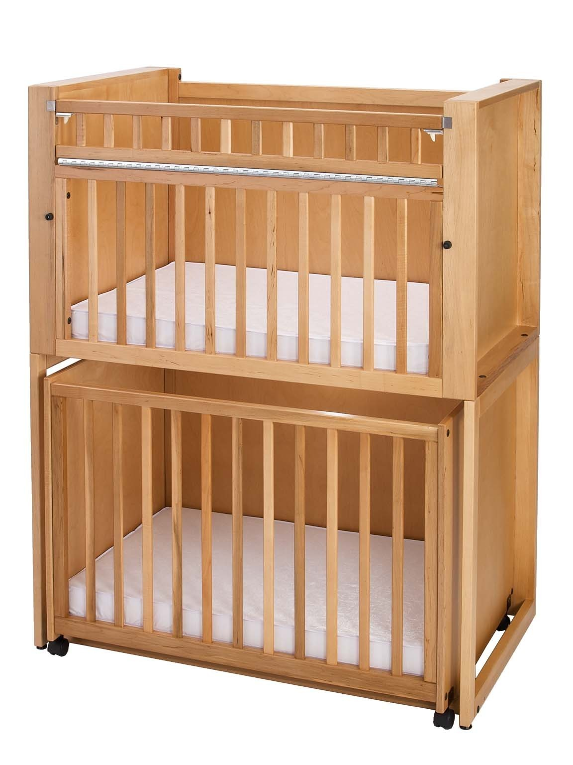 C 4 Stacking Crib Four Infant Bunkies Crib Southeast