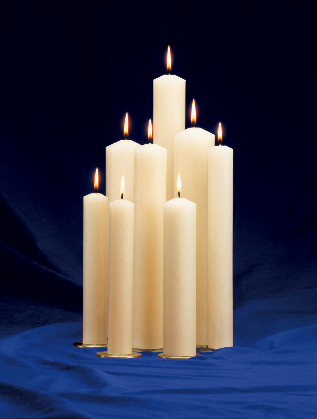 Will Baumer Altar Candles