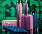 Advent and Christ Candles