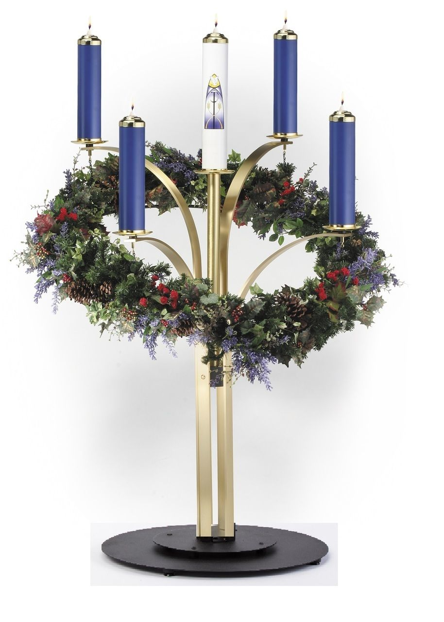 Church Advent Wreath Stand Churchproducts