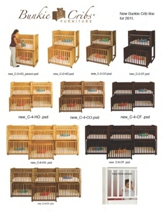 C 4 Stacking Crib Four Infant Bunkies Crib Southeast Church Supply