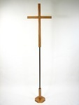 Wood Processional Cross
