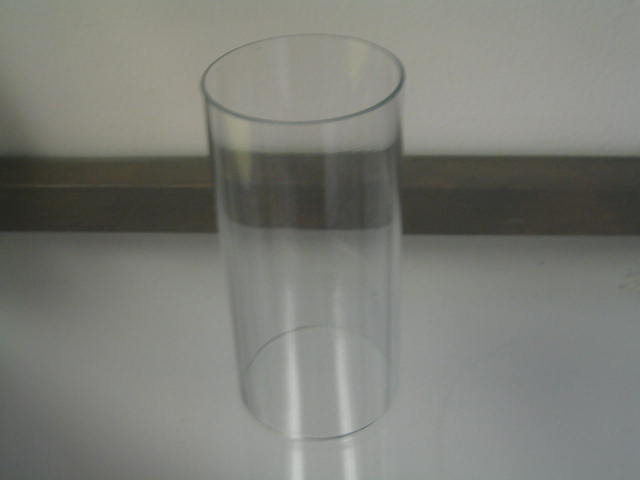 Replacement Glass Chimney Cylinders For Draft Resistant