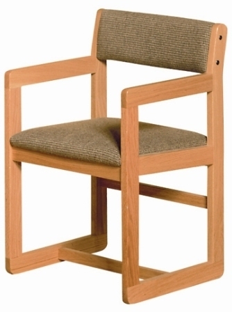 Chapel Chair With Arms Item 102