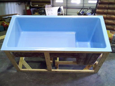 portable baptistry with frame southeast church supply