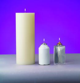 Oil Candles and Liquid Paraffin Church Candles | Churchproducts com